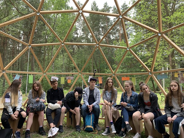 Die Jugend für die Baltic Sea