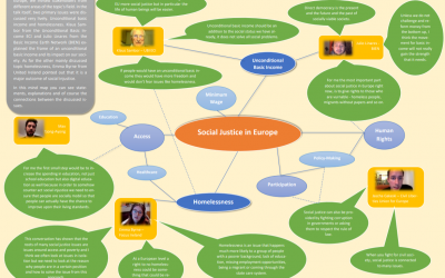 Europe Jam on Social Justice