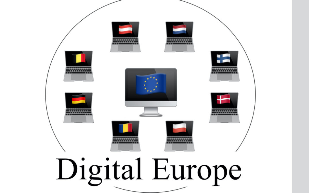 Europe Jam zu Digital Europe