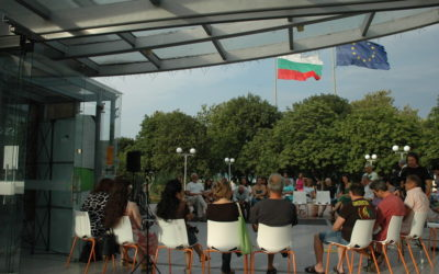 Safe space for democratic ideas: A musical evening in Burgas