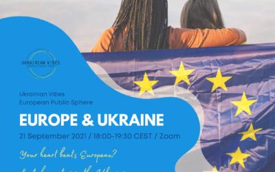 Ukrainian Vibes – Final Stop: Europe & Ukraine